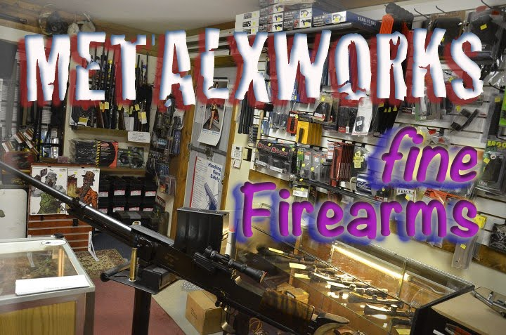 MetalxWorks Gun Shop