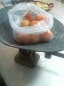 Acondicionamiento de chile manzano para mermelada
