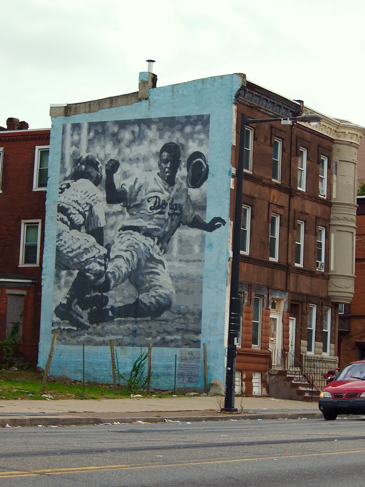 Dr dick 39 s report my best and favorite photos of 2015 for Dr j mural philadelphia