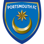 Logo Tim Klub Sepakbola Portsmouth PNG