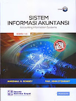 toko buku rahma: buku SISTEM INFORMASI AKUNTANSI ACCOUNTING INFORMATION SYSTEMS EDISI 13, pengarang marshall b romney, penerbit salemba empat