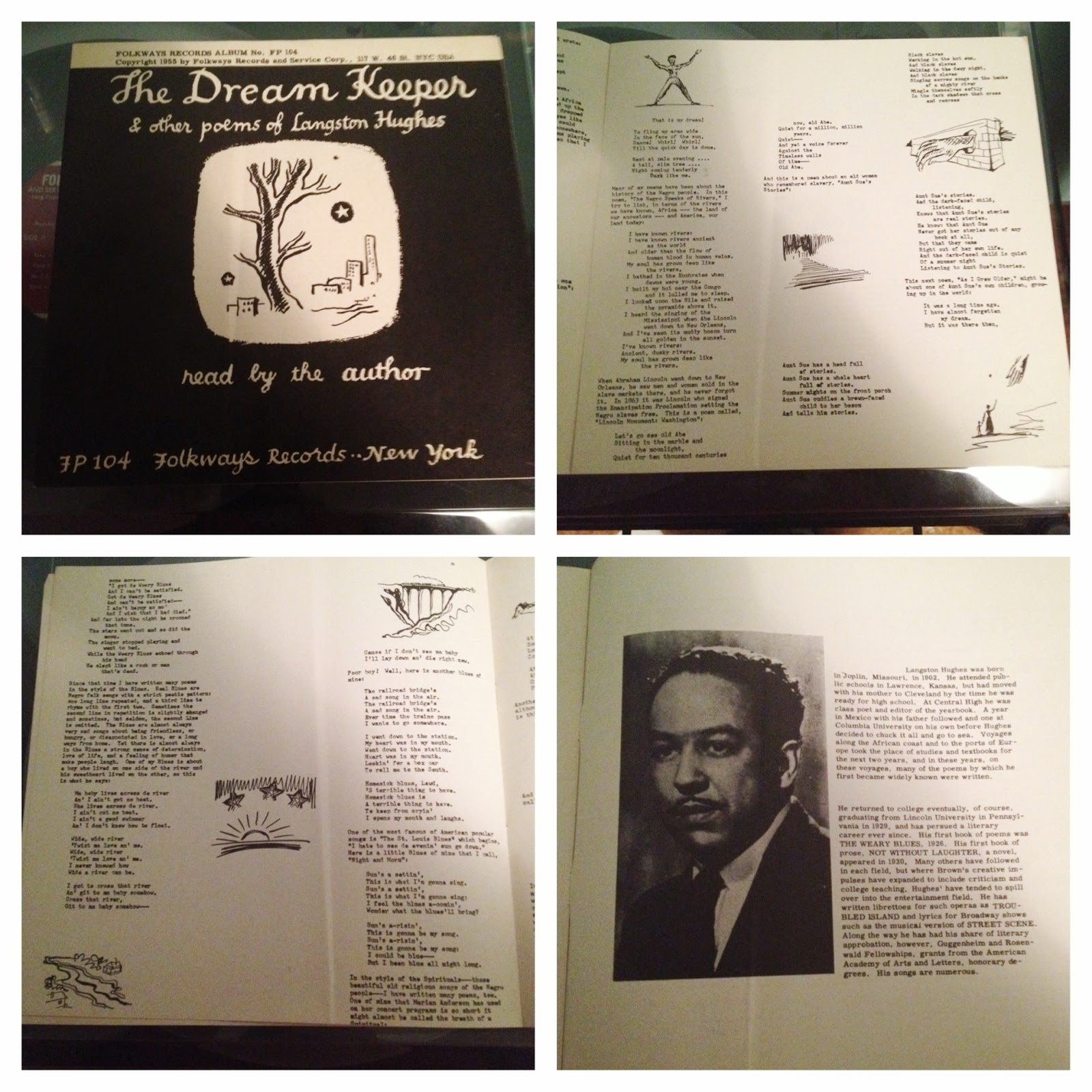 the use of symbolism personification and form in theme for english b by langston hughes Langston hughes, theme for english b from collected poems copyright © 1994 by the estate of langston hughes langston hughes was first recognized as an important literary figure during the 1920s, a period known as the harlem renaissance because of the number of emerging black writers.