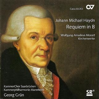 Haydn, M.: Requiem in B Flat Major / Mozart, W.A.: God Is Our Refuge / Misericordias Domini