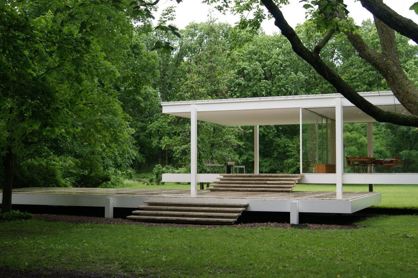 A f a s i a marzo 2012 for Casa minimalista de mies van der rohe