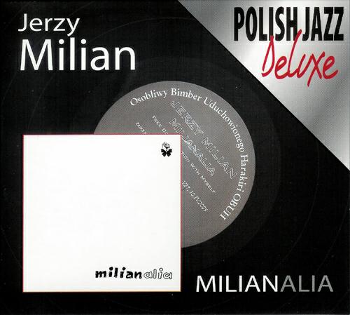 Polish-Jazz: Jerzy Milian – Milianalia (Polish Jazz ...