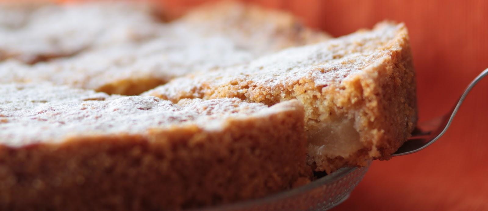 Apetyt Na Zycie Ciasto Imbirowe Z Gruszkami