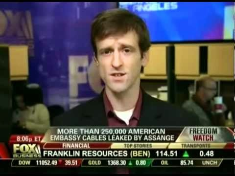 Scott Horton was on the Fox Channel talking about Americas war empire
