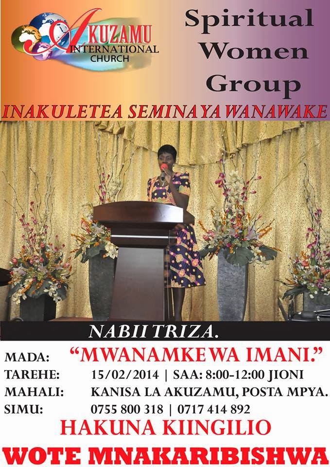 Spiritual Women Group Conference