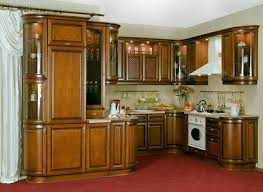meuble de cuisine en bois moderne