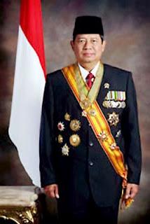 Biography of President Susilo Bambang Yudhoyono