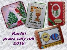 Wspólne kartkowanie w 2016 r.
