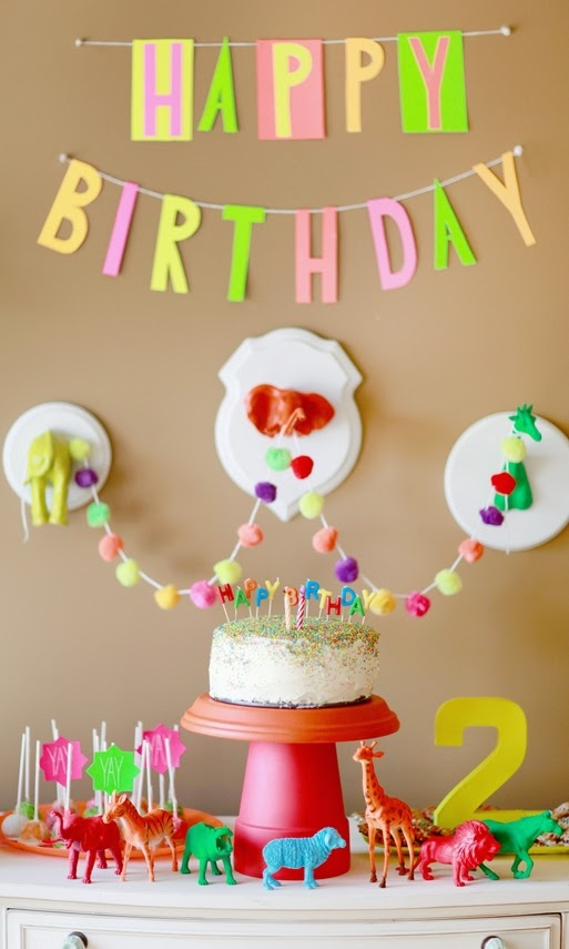 Craft ideas for toddler birthday party for Crafts to do at a birthday party