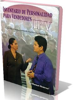IPV-inventario de personalidad para vendedores-test-prueba-psicologia