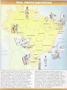 Mapas Históricos (mapa brasil caracteristicas)