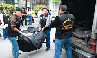 ¿CRIMEN PERFECTO? TÉCNICAS DE LA POLICÍA PARA DAR CON UN HOMICIDA