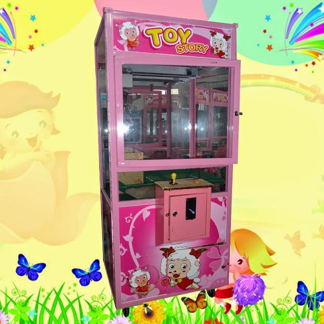 vending machine claw