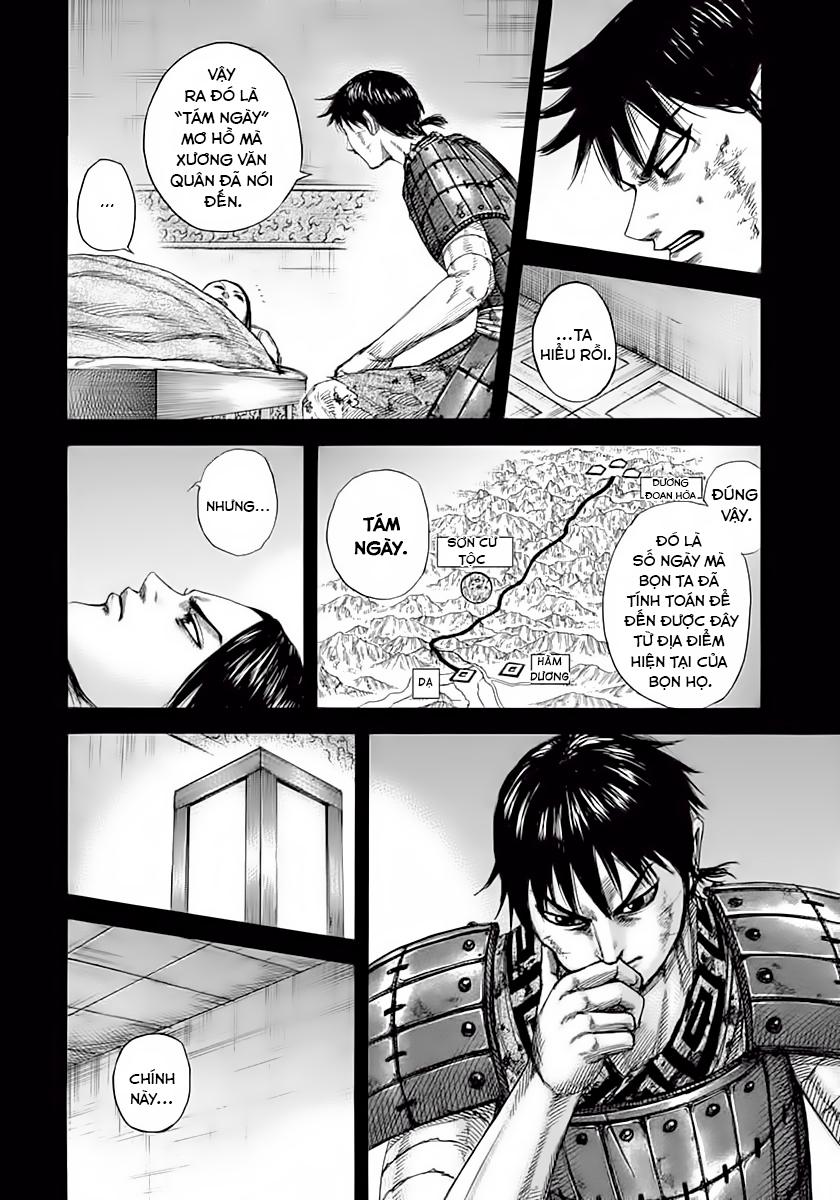 Kingdom - Vương Giả Thiên Hạ Chapter 346 page 5 - IZTruyenTranh.com