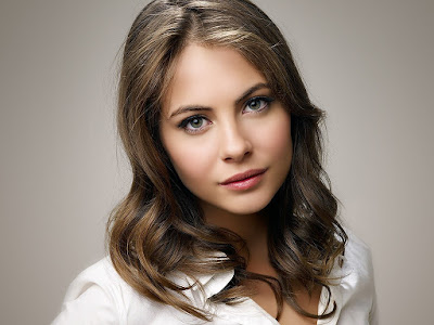 American Actress Willa Holland Wallpaper