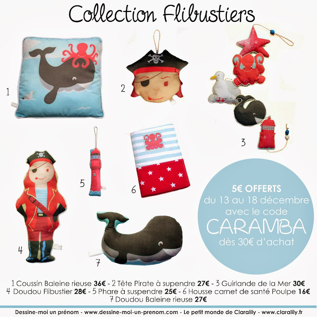 http://www.claralily.fr/collection-flibustiers.html