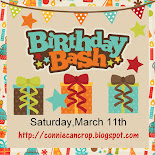Birthday Bash Blog Hop