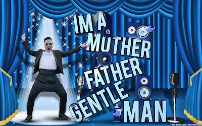 Gentleman Psy Wallpapers