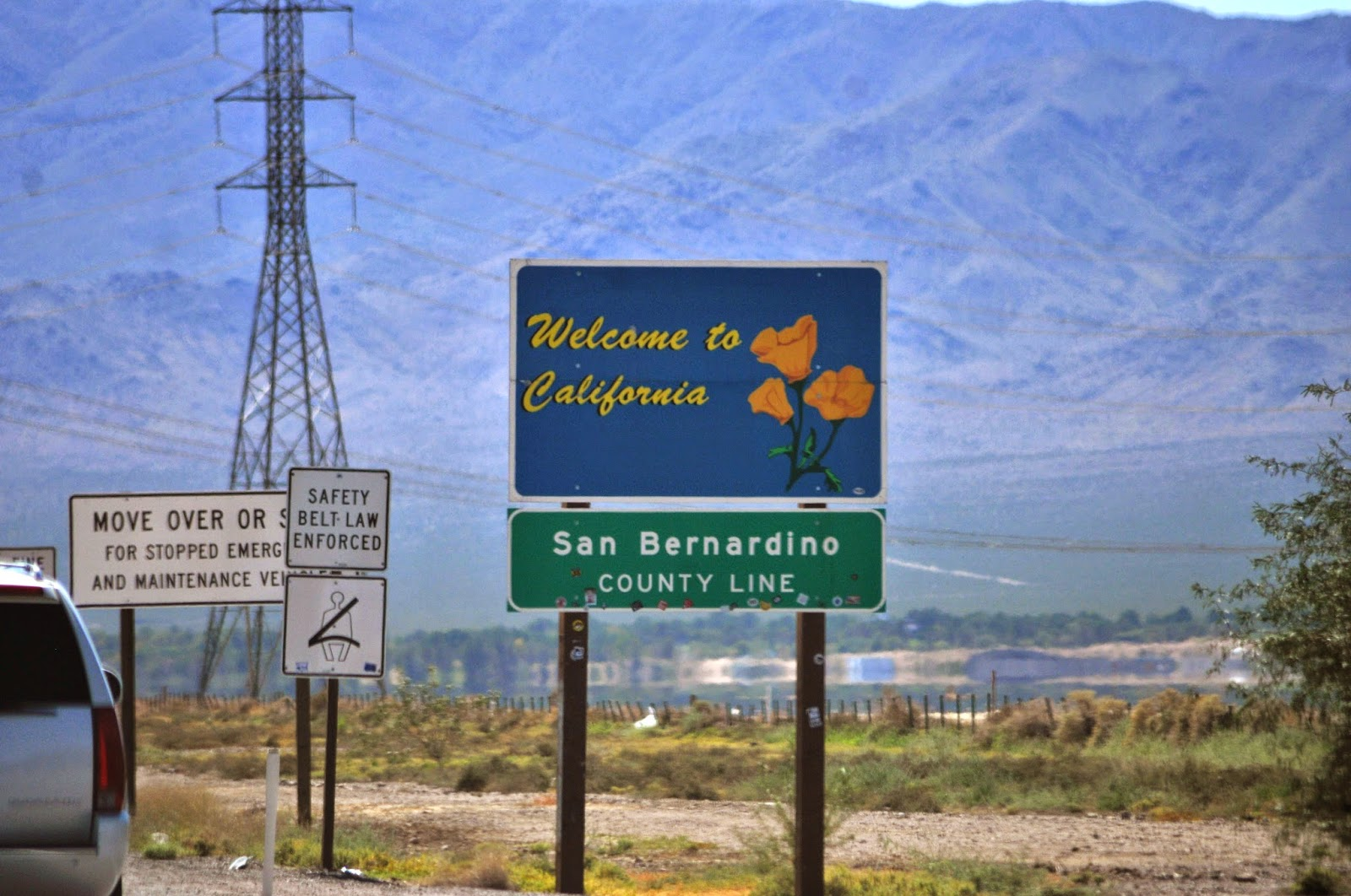 California-Sign