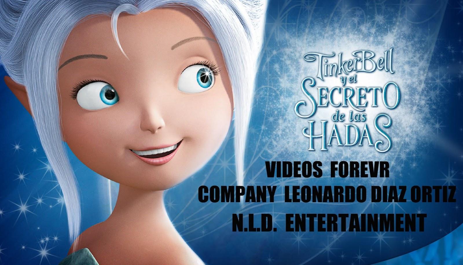 Tinker Bell y el secreto de las Hadas (Audio Latino)
