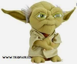 Peluche Maestro Yoda 25,61 €