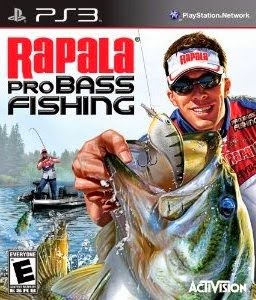 Rapala Pro Bass Fishing PS3