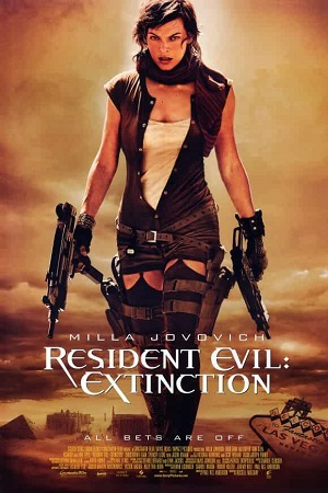 Resident Evil 3 Extinction (2007) Full Movie Dual Audio [Hindi+English] Complete Download 480p