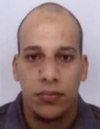 Los hermanos hermanos, islamistas sospechosos de la matanza de Charlie Hebdo