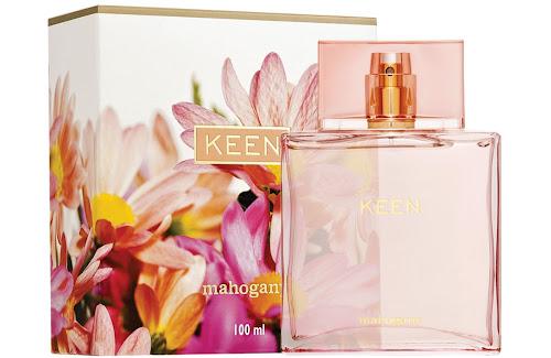 Resenha: Perfume Keen - Mahogany