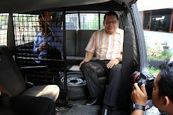 Kajati Jambi Cuci Gudang Kasus Korupsi