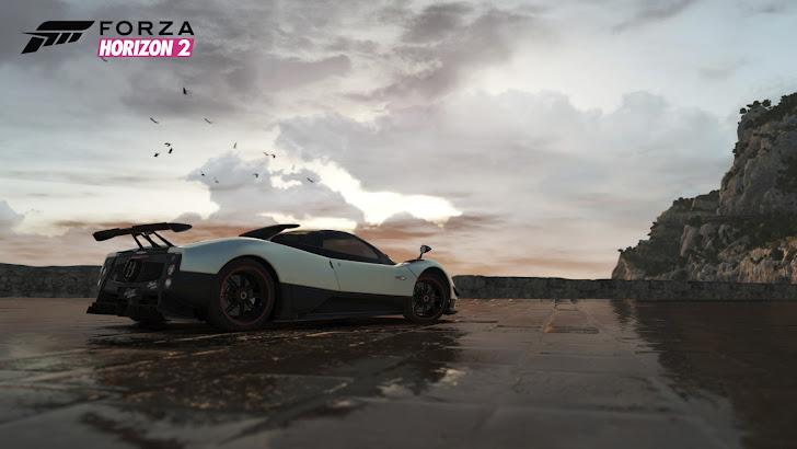 Pagani Zonda Forza Horizon 2