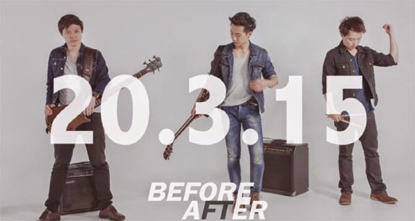 Before After - Before After (บีฟอร์ อาฟเตอร์)