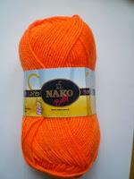 Отзыв о вязании крючком из пряжи Nako