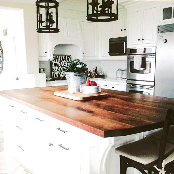 20 Gorgeous Real Life Kitchens | @daysieann