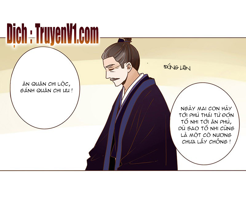 Đế Vương Trắc Chap 17 - Next Chap 18
