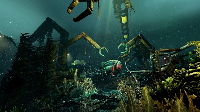 SOMA PC Games Screenshots