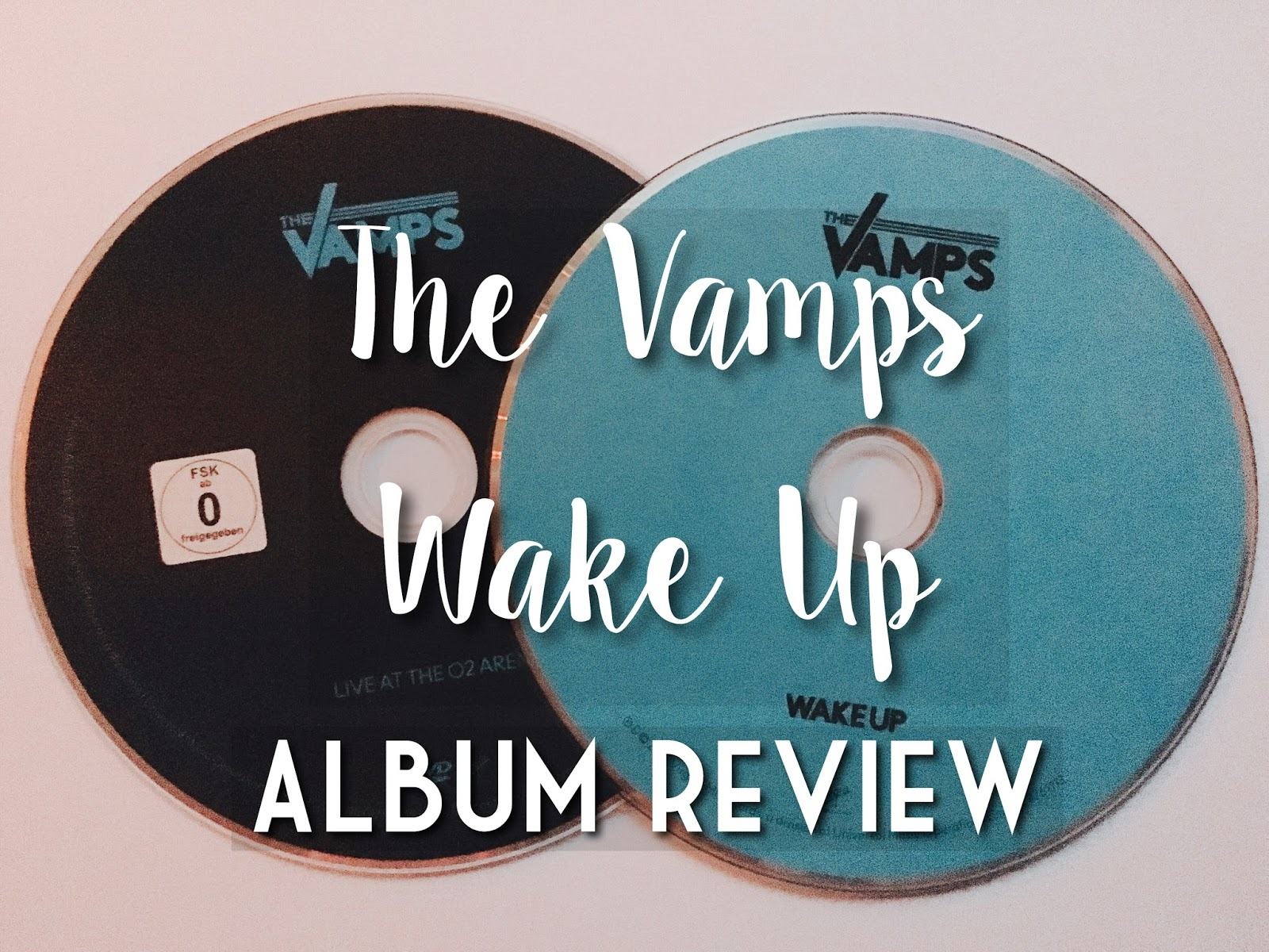 the vamps wake up album review