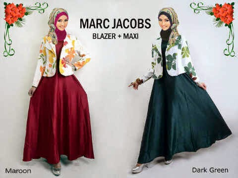 Material Wide satin velvet + Blazer Tebal. Fit to XL