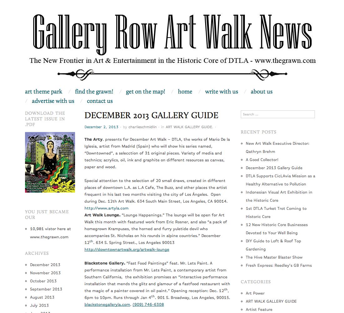 http thegrawn com 2013 12 01 december 2013 gallery guide