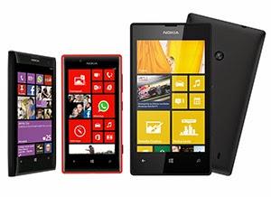 Harga Smartphone Nokia Terbaru 2015