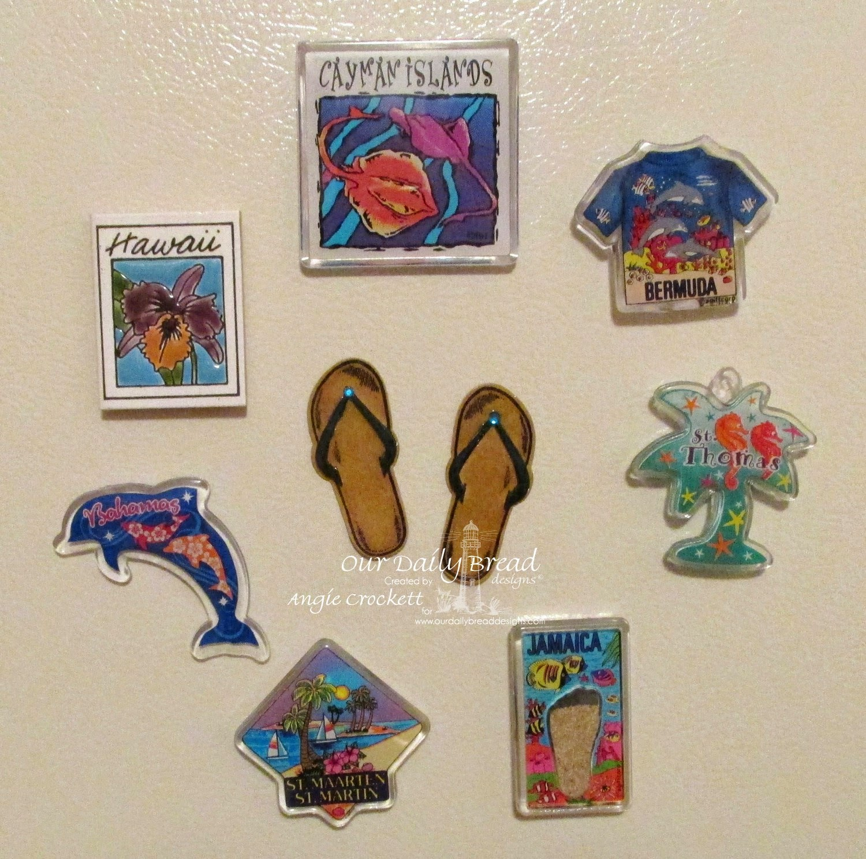 ODBD Flip Flop Fun, ODBD Flip Flop Dies, Designer Angie Crockett