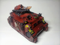 RAZORBACK - BLOOD ANGELS - WARHAMMER 40000 6