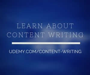 Instructing a course @ Udemy