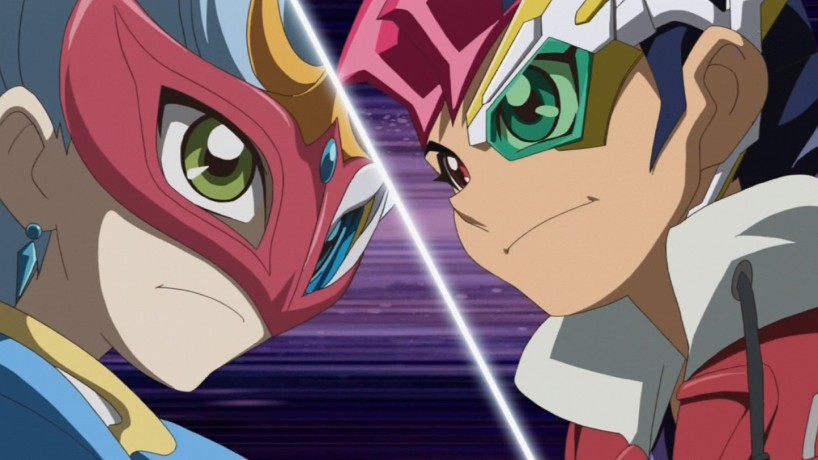 Yu-Gi-Oh! Sagas ( 遊☆戯☆王 ) 818px-ZLx007_Fuya_vs_Yuma
