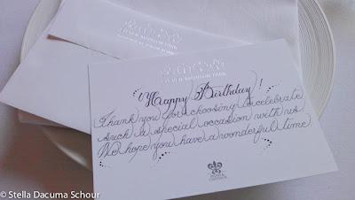 Calligraphy-birthday-card-Eleven-Madison-Park-Stella-Dacuma-Schour