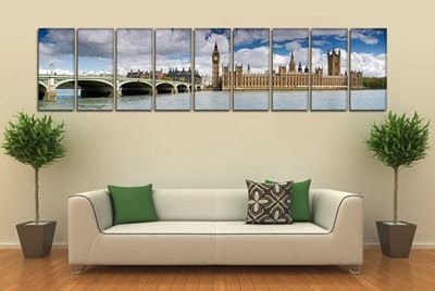 Wall Pictures For Living Room living room wall art ideas: 20 posters and paintings