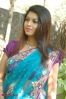 Prathista Picture Gallery in Saree at Swasame Audio Launch  0002.jpg
